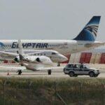 Avión de Egytair desaparece con 66 personas a bordo
