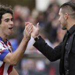 Champions: Tiago Mendes reaparecería contra el Real Madrid en Milán
