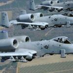 EEUU: Miles de personas asisten a espectáculo de aviones militares