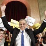 Austria: Progresista Van der Bellen gana elecciones presidenciales