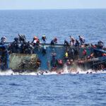 Libia: Naufragó embarcación con más de 500 refugiados ilegales