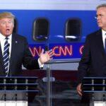 Lapidaria carta de Jeb Bush: Donald Trump no respeta la Constitución