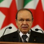 Argelia decreta 8 días de duelo por muerte de Mohamed Abdelaziz