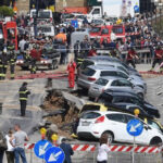 Italia: Se hunden 200 metros de calle cerca del histórico Ponte Vecchio