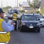 VMT: Lanzan campaña para reducir accidentes de tránsito