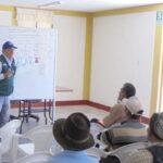 Vraem: Capacitan a agricultores de Paucarbamba