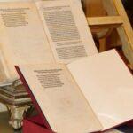 Italia encuentra carta de Colón robada y vendida en EEUU
