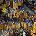 Banderas independentistas catalanas se verán en final de Copa