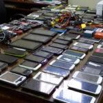 Lima: recuperan más de 2,500 celulares robados en diferentes operativos