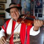'Chimango' Lares: Violinsta se presentará en Gran Teatro Nacional