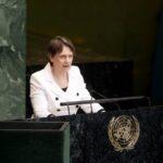 Neozelandensa Clark: lideraré ONU de forma pragmática y efectiva
