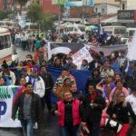 Bolivia: Centenares protestan contra Ley antidroga de los EEUU