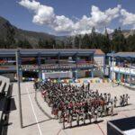 Urubamba: Inauguran colegios mediante Obras por Impuestos