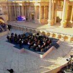 Palmira celebra victoria frente al EI con concierto de orquesta rusa