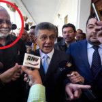 Venezuela: Detienen a jefe de seguridad de presidente del Parlamento