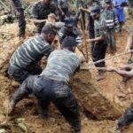 Sri Lanka: 134 desaparecidos en aldeas sepultadas por deslaves