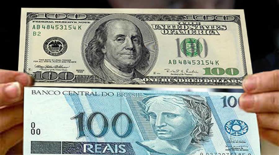 Brasil Elevan Impuesto Sobre Compra De Dólares En Casas Cambio