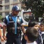 Jesús María: Comuna acerca a autoridades con escolares
