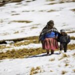 Gobierno declara emergencia en 94 distritos por bajas temperaturas