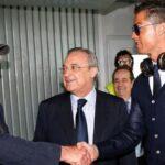 Champions: Mira el video de Cristiano Ronaldo saludando a Richard Gere