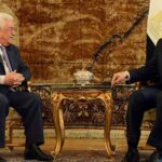 Egipto reitera su apoyo a un Estado palestino en reunión con Abas