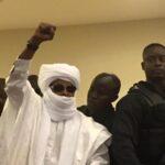 Perpetua para dictador Habré por crímenes contra la humanidad