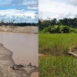 El gobierno declara emergencia en 11 distritos de la Amazonía