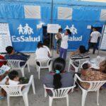 EsSalud envía hospital de campaña a Madre de Dios