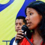 Congresista Indira Huilca advierte sobre consecuencias de indultar a Fujimori