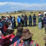 Puno: Capacitan agricultores en nuevas tecnologías en papa