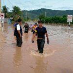 En emergencia zona de Amazonía con 3,000 afectados por riada