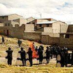 Pasco: Policía desalojó a invasores de terrenos privados