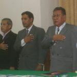 ANP Huánuco: Juramenta nuevo Comité Directivo 2016-2019