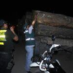 Satipo: Serfor decomisó tablares de madera ilegal