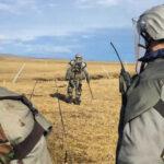 Chile limpia minas antipersonales de 13 campos de la frontera con Perú