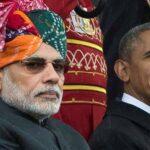 Barack Obama recibirá el 7 de junio a Modi en la Casa Blanca