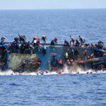 Libia: No encuentran a más de 100 inmigrantes ilegales de barco que naufragó
