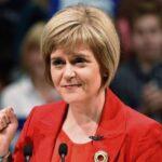 Parlamento escocés reelige a Sturgeon como ministra principal