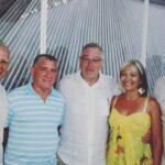 Robert de Niro visita restaurantes y galerías de arte en La Habana
