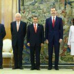 Humala viajará a España para reunirse con el rey Felipe y con Rajoy