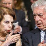 Mario Vargas Llosa y Patricia legalmente divorciados en España