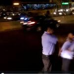 Pelea entre choferes por poco termina en tragedia (VÍDEO)