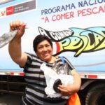 Ofrecen a vecinos de tres distritos conservas de pescado a S/. 1.50