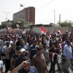 Irak: Imponen el toque de queda en Bagdad por las protestas