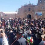 Puno: Gobernadores azotaron a alcalde provincial de Chucuito-Juli