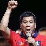 Duterte encabeza primeros resultados de los comicios filipinos