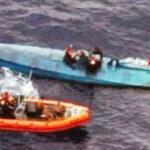 Colombia: Armada decomisa una tonelada de cocaína en un semi-sumergible