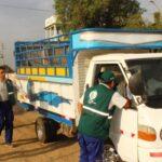 Lambayeque: Intensifican control sanitario en tránsito de ganado