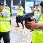 Magdalena: Serenos utilizarán armas no letales