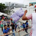 Ecuador: Un muerto y 85 heridos leves tras otro sismo de magnitud 6.8